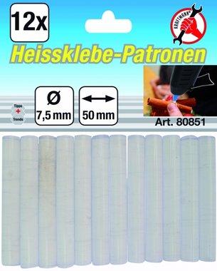 12-delige Glue Sticks, 7,5 mm