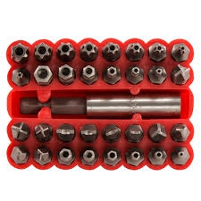 Force bit set 33 delig