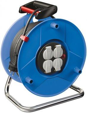 Garant kabelhaspel 40m H05VV-F 3G2,5
