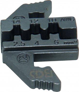 Bgs Technic Krimpen van Jaws voor Solar Connector MC4 voor BGS 1410/1411/1412