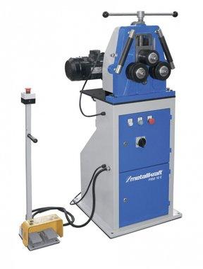 Gemotoriseerde profielbuigmachine 1X230V