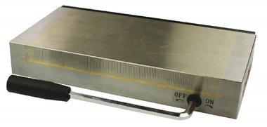 Permanente rechthoekige magneet 400x200mm