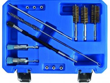 Bgs Technic Injectorpoort en zitplaatsreinigingsset
