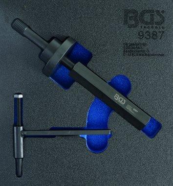 Bgs Technic Ketting Behuizing Deksel Uitlijning & Pomp Sprocket Removal Tool Set voor Ford 1,8 TDdi / TDCi