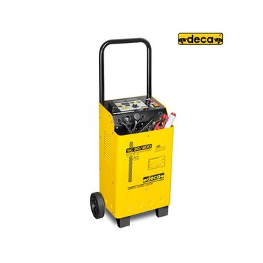 Acculader & Booster 400 Amp 12/24 Volt