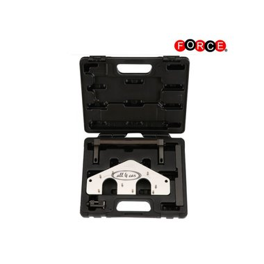 Engine timing tool set for BENZ M156