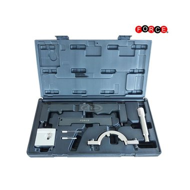 Engine timing tool set voor Vauxhall/Opel