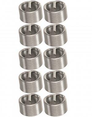 Draadreparatie-inzetstukken M11 x 1.5, 10 delig