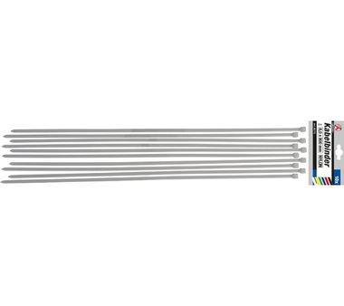 10-delige kabelbandset 8.0 x 800 mm