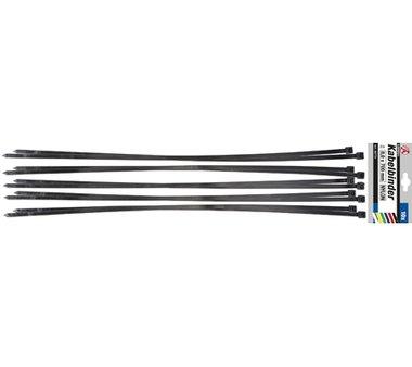 10-delige kabelbandset 8.0 x 700 mm