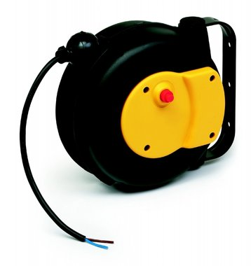 Kabelhaspel 5 m - 3g 1,5 mm²