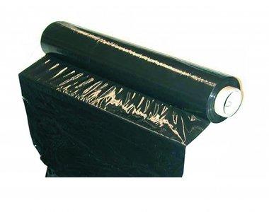 Bgs Technic Rekfolie zwart 23my, 250mtr x 50cm