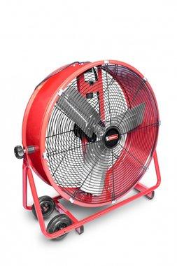 Mobiele ventilator 600 mm - 265w