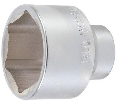 Dop, Hexagon 20 mm (3/4) drive 60 mm
