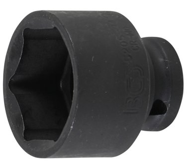 Krachtdop, 6-kant1/2, 34 mm