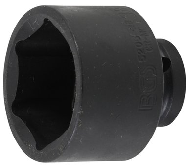 Krachtdop, 6-kant1/2, 38 mm