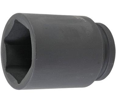 Krachtdop, 6-kant, diep25 mm 1 inch Duim 75 mm