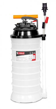 Vloeistofafzuiger 10,5 liter