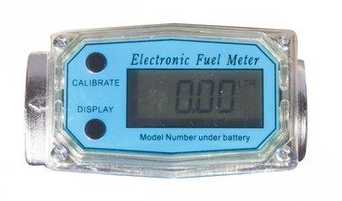 Digitale teller diesel 150l/min