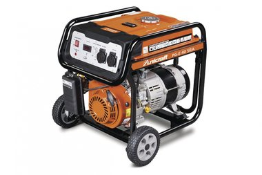 Benzine generator 3,8 kw