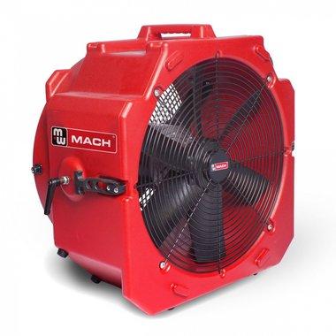 Mobiele ventilator 2 snelheden