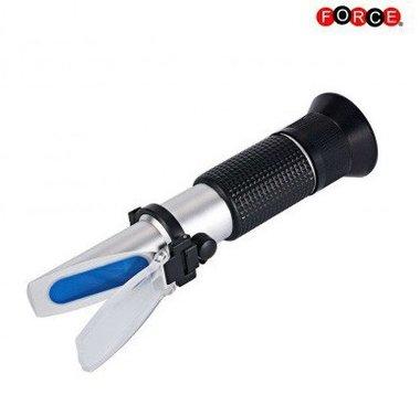 Refractometer voor accu, anti-vries en Adblue