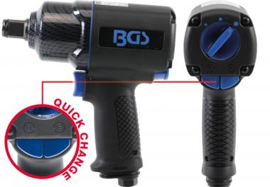 Bgs Technic Slagmoersleutel 20 mm (3/4) 1756 Nm