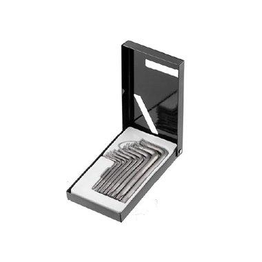 Resistorx sleutel set 9-Delig