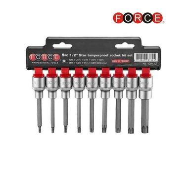 1/2 Doppenset Resistorx 9-delig
