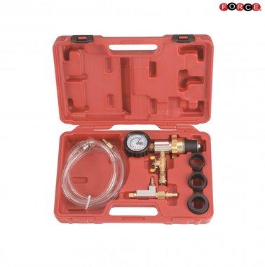 Cooling system vacuum purge & refill kit