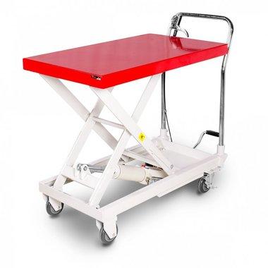 Hydraulische schaarheftafel 300 kg