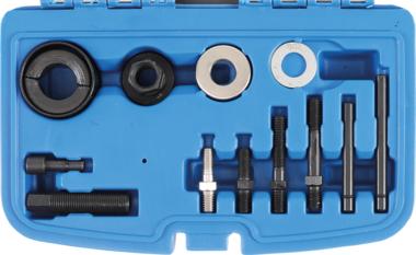 Bgs Technic Poelieschijftrekker en montageset voor GM, Ford 13-dlg
