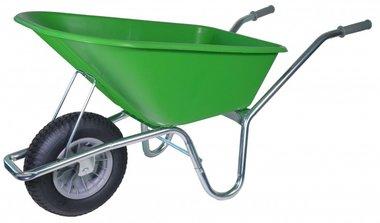 Tuin kruiwagen verzinkt frame 100 Liter