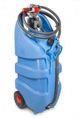 Tank adblue 110 liter manuele pomp, slang + manu. Pistool