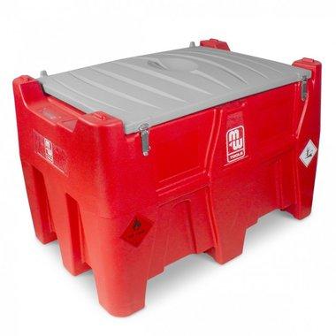 Combi tank pe diesel 400 liter +adblue 50 liter + pompen