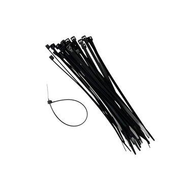 Kabelbandjes 3,6x300mm x100 stuks