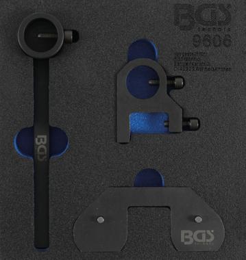 Bgs Technic Balansas-afstelgereedschapset voor Land Rover, Citroen, Mitsubishi, Peugeot, Ford 2.2 DOHC dieselmotoren