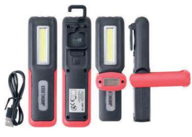 Bgs Technic COB-LED 3W werklamp
