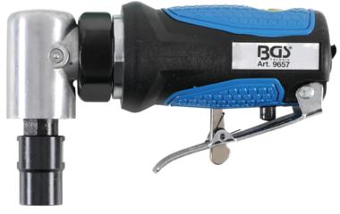 Bgs Technic Staafslijper extra kort 90° afgeschuind 126 mm