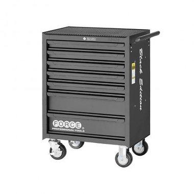 Black Edition gereedschapwagen 180-delig