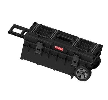Lange opbergkoffer 50 liter technik