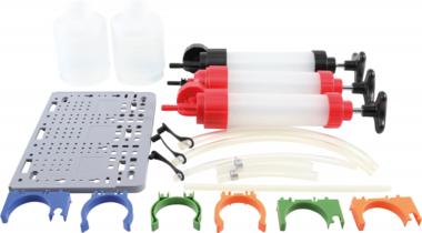 Bgs Technic Vloeistof-handpomp-set 350 ml 3-dlg