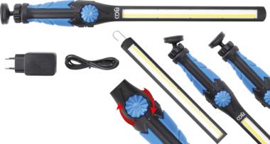 Bgs Technic COB-LED / UV-looplamp extra plat