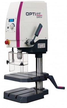 Precisie tafelboormachine - vario - diameter 15mm