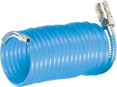 Standaard spiraal luchtslang 7.5 meter - 8 bar