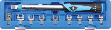 Bgs Technic Momentsleutelset 6,3 mm (1/4) 10 - 50 Nm 10-dlg