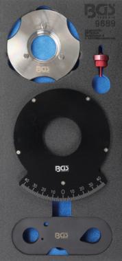 Bgs Technic Distributieketting-testgereedschapset voor VAG 1,2 / 1,4 TFSi 4 dlg