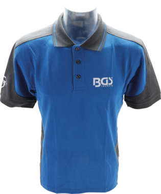 Bgs Technic BGS® Polo-shirt | maat 4XL