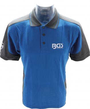 BGS® Polo-shirt | maat 4XL