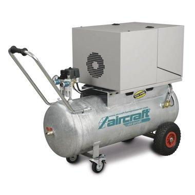 Zuigercompressor 10 bar, 96kg - 100 liter